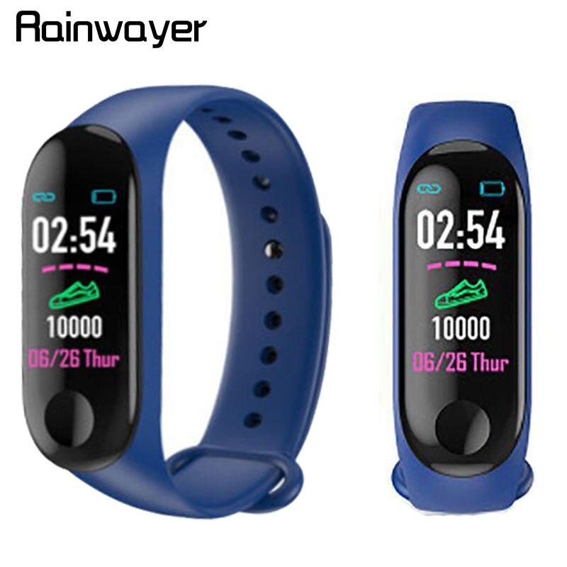 Смарт-часы M3 Pro, спортивные Смарт-часы, монитор артериального давления, смарт-браслет, Смарт-часы, браслет M3 Plus, браслет для мужчин и женщин