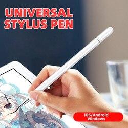 Универсальный стилус для iPhone, Android, iPad, планшет для рисования, мобильный телефон, сенсорный экран, стилус-карандаш для Samsung, Xiaomi, Huawei