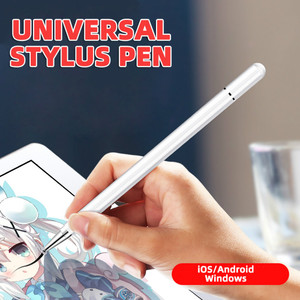 Universal Stylus Pen for iPhone Android iPad Tablet Draw Mobile PhoneTouch Screen Stylus Pencil Pen for Samsung Xiaomi Huawei(China)