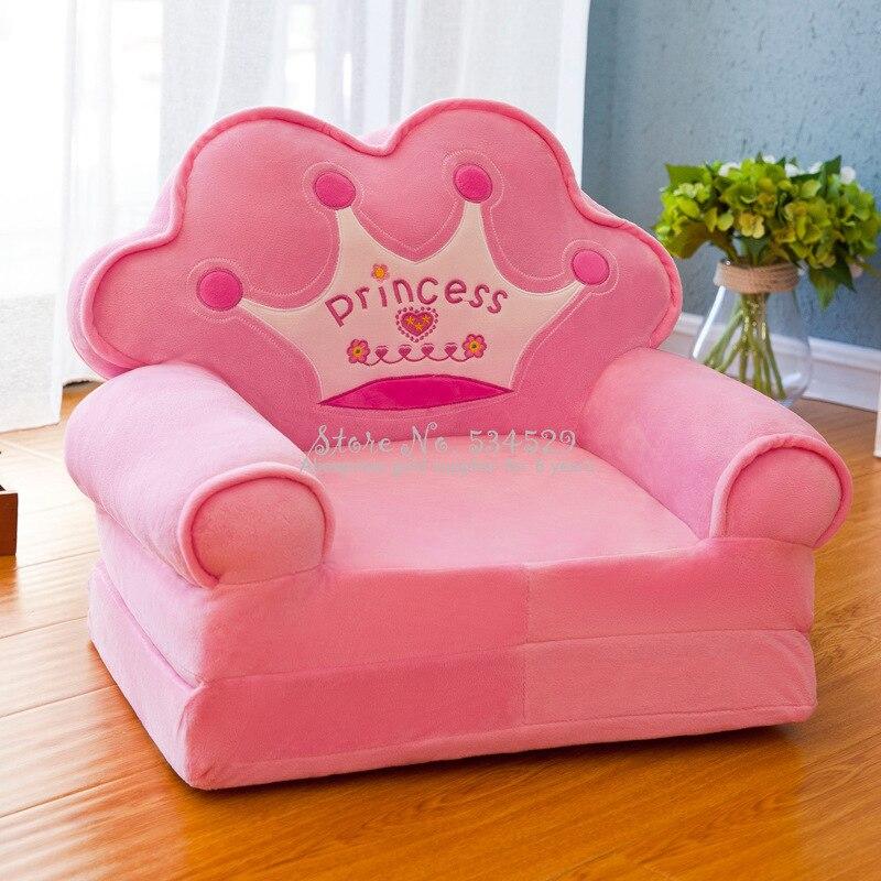 5% разобранный детский диван, модный детский диван, складной мультяшный милый детский мини-диван, диван для детского сада 1