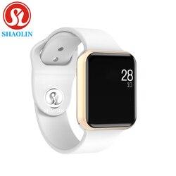 Bluetooth Смарт-часы серии 4 Смарт-часы чехол для Apple iOS iPhone Xiaomi Android смартфон не Apple Watch
