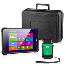 2020 Vpecker Easydiag OBD2 Autoscanner V12.0 Wifi Automotive Scanner + 8 In Windows 10 Tablet Odb 2 Obd Auto Diagnostische scanner