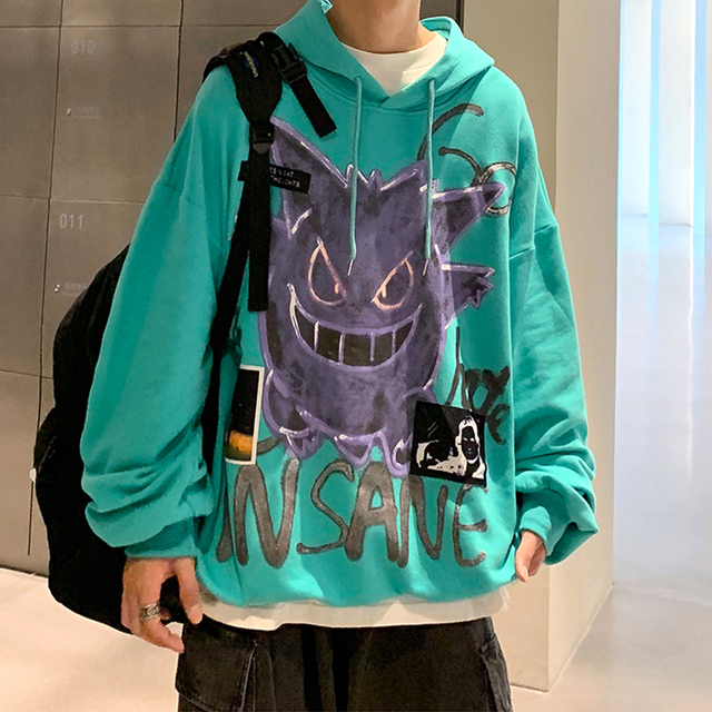 Devil Hoodie Loos- Anime Clothes