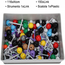 Molecular Model SetOrganic Chemistry Molecules Structure Model Kits For School Teaching Research eight unit cell cesium chloride crystal structure model cscl eight cubes molecular model chemistry teaching aids