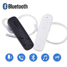 Stereo Headset Earphone Headphone Mini Bluetooth V4.1 Wireless Handfree With Mic