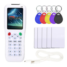 Englisch Version iCopy mit Voll Decode Funktion Smart Card Schlüssel Maschine 3 5 8 RFID NFC Kopierer IC ID Reader writer Duplizierer(China)
