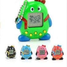 Electronic Pets Game-Machine Tamagotchi Virtual Toy Gifts Funny Handheld Kid 168 1pcs