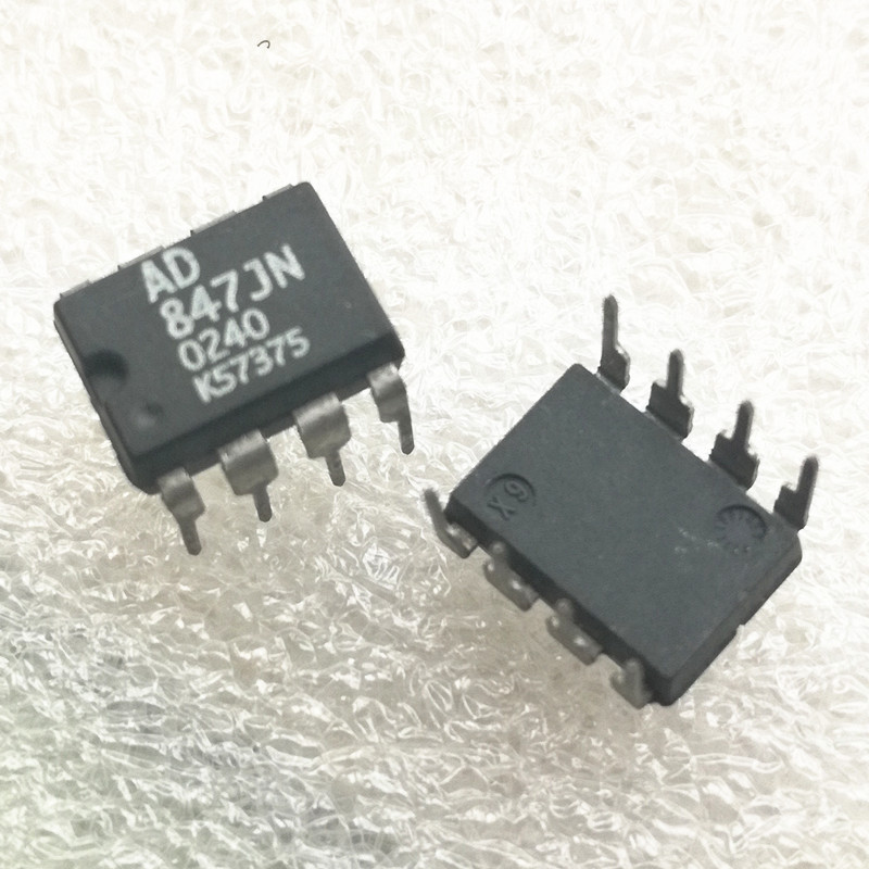 2 Piece  AD847JN  Ad847 Single Op Amp Used Op Amp Not New