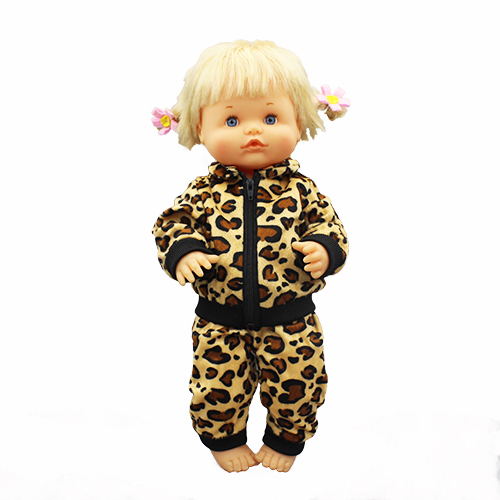 Leopard Grain Clothes Fit 42 Cm Nenuco Doll Nenuco Y Su Hermanita Doll Accessories