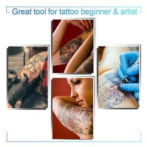 Image 5 - Alimentazione elettrica del tatuaggio HP 2 di AGGIORNAMENTO Dello Schermo di Tocco di TP 5 Intelligente Digitale A CRISTALLI LIQUIDI Macchina di Trucco Del Tatuaggio Forniture set