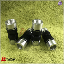 AIRMEXT/ FIT  W140/ front+Rear air suspension airspring convolute rubber shock absorber/pneumatic/air