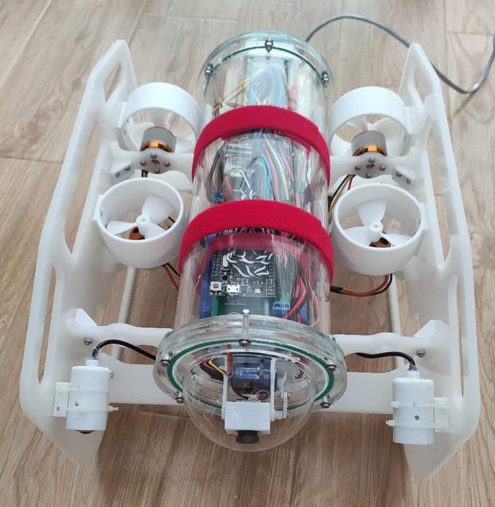 ROV Underwater Robot