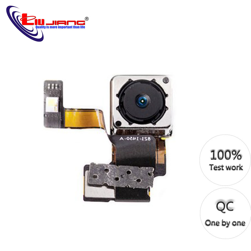 Orignal Back Rear Camera Module Flex Cable Ribbon For IPhone 5 5C 5G 5S Replacement Repair Parts Mobile Phone Accessories