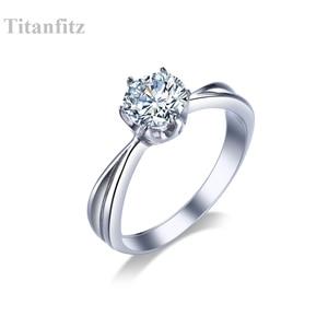 Женские Свадебные обручальные кольца ручной работы, обручальные кольца из нержавеющей стали, кольцо на палец, никогда не выцветает, серебря...