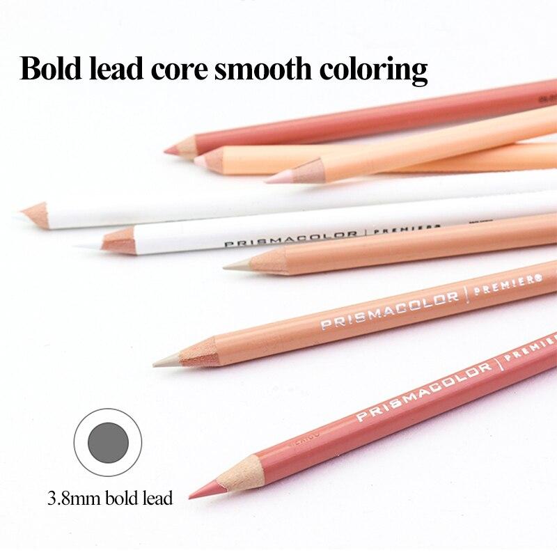 Prismacolor profissional lápis de cor oleosa única cor pc927/938/1092/1093 lapis de cor colorido lápis arte desenho suprimentos