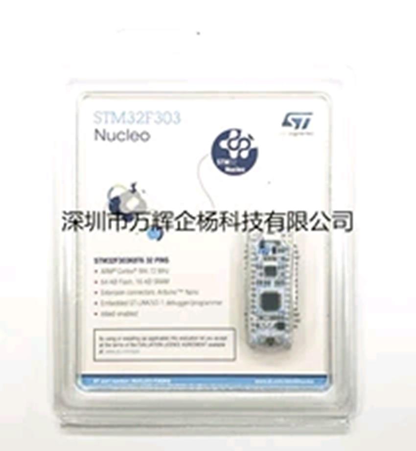 1/PCS LOT NUCLEO-F303K8 ARM STM32 Nucleo motherboard with STM32F303K8T6 MCU NUCLEO F303K8 100% new original