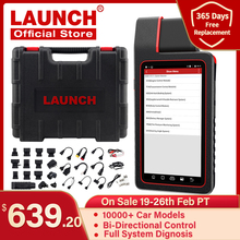 Scanner Diagnostic-Tools Launch X431 Obd2 Wifi Professional Code-Reader Bluetooth Full-System