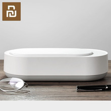 Xiaomi EraClean Ultrasonic Cleaning Machine 45000Hz High Frequency Vibration Wash Cleaner Washing Jewelry Glasses Watch