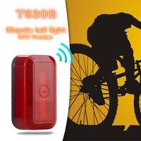 T630B śledzenie GPS dla pojazdu samochód rower śledzenia lokalizator GSM wbudowany lampą błyskową LED globalny system pozycjonowania GPS Tracker w Lokalizatory GPS od Samochody i motocykle na