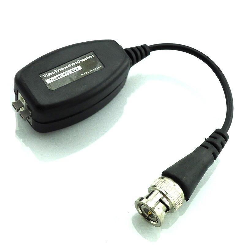 20piece/lot CCTV Power Video Balun Supply Passive Transceivers UTP Balun BNC Cat5 CCTV UTP Video Balun Up To 3000ft N11