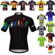 Cycling Jersey Mtb Bike Weimostar Maillot Pro-Team Sport Summer Breathable Men