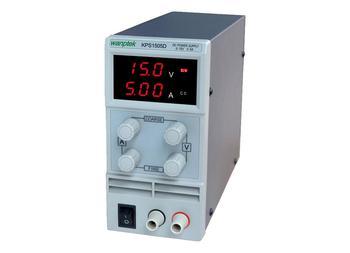 цена на DHL FedEx etc.KPS1505D 15V 5A digital adjustable Mini DC Power Supply Switch DC power supply 110/220V 0.1V 0.01A Free shipping