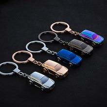 Auto Keychain Schlüssel Ringe Anhänger Auto Styling für Volkswagen Golf Tiguan Chevrolet Cruze Buick Regal Gs Schlüssel Halter mit LED licht