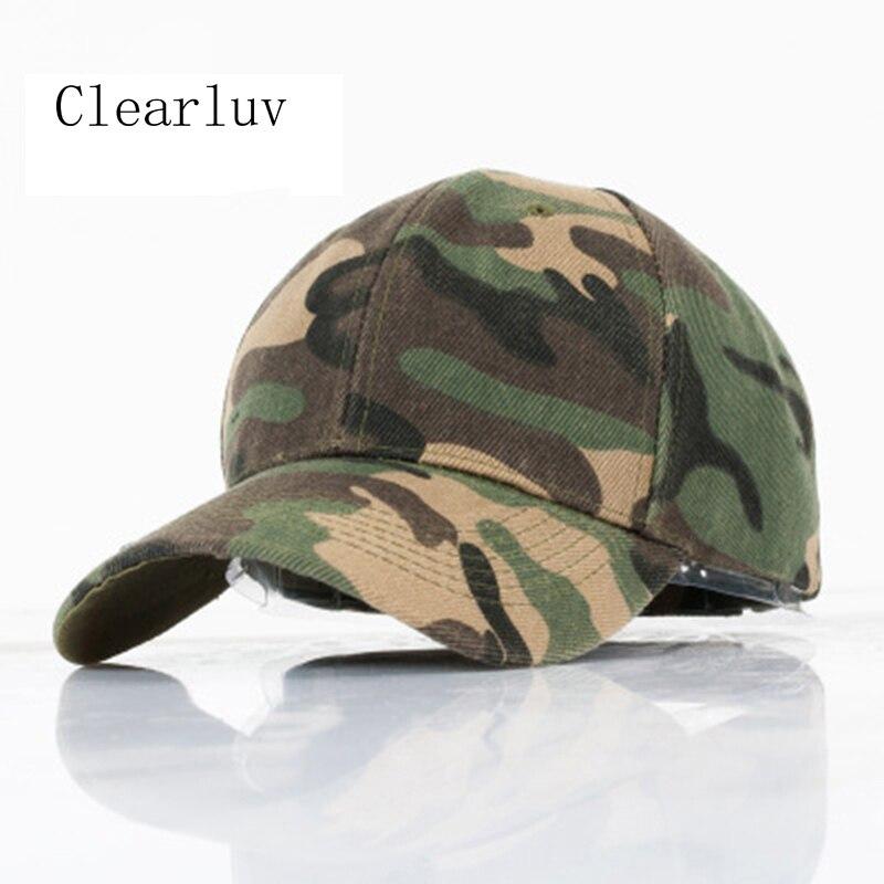 2020 Baseball Cap Men Women Army Camouflage Outdoor Hats Hiking Cap For Men Climbing Baseball Cap Hunting Fishing Hats