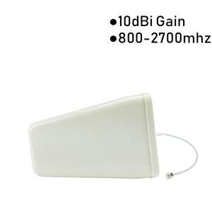 Image 4 - GSM Tăng Áp 3G 2100 Màn Hình Hiển Thị LCD GSM 900Mhz WCDMA 2100Mhz Băng Tần Kép Tăng Cường Tín Hiệu 3G Gsm repeater 2100 Celular Khuếch Đại Ăng Ten