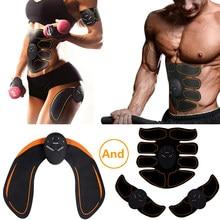 Estimulador muscular abs, treinador de músculos, ems, cinto abdominal, eletroestimulador, exercício muscular, equipamento de ginástica em casa, eletroestimulação
