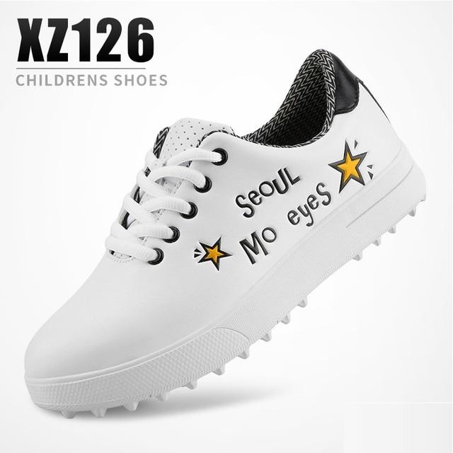 PGM Girls Golf Shoes Boys Waterproof