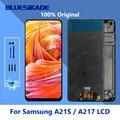 ЖК-дисплей 6,5 дюйма для Samsung Galaxy A21S, дисплей A217F, A217, сенсорный экран, дигитайзер для Galaxy A21S, A217F/DS, A217H, запасные части