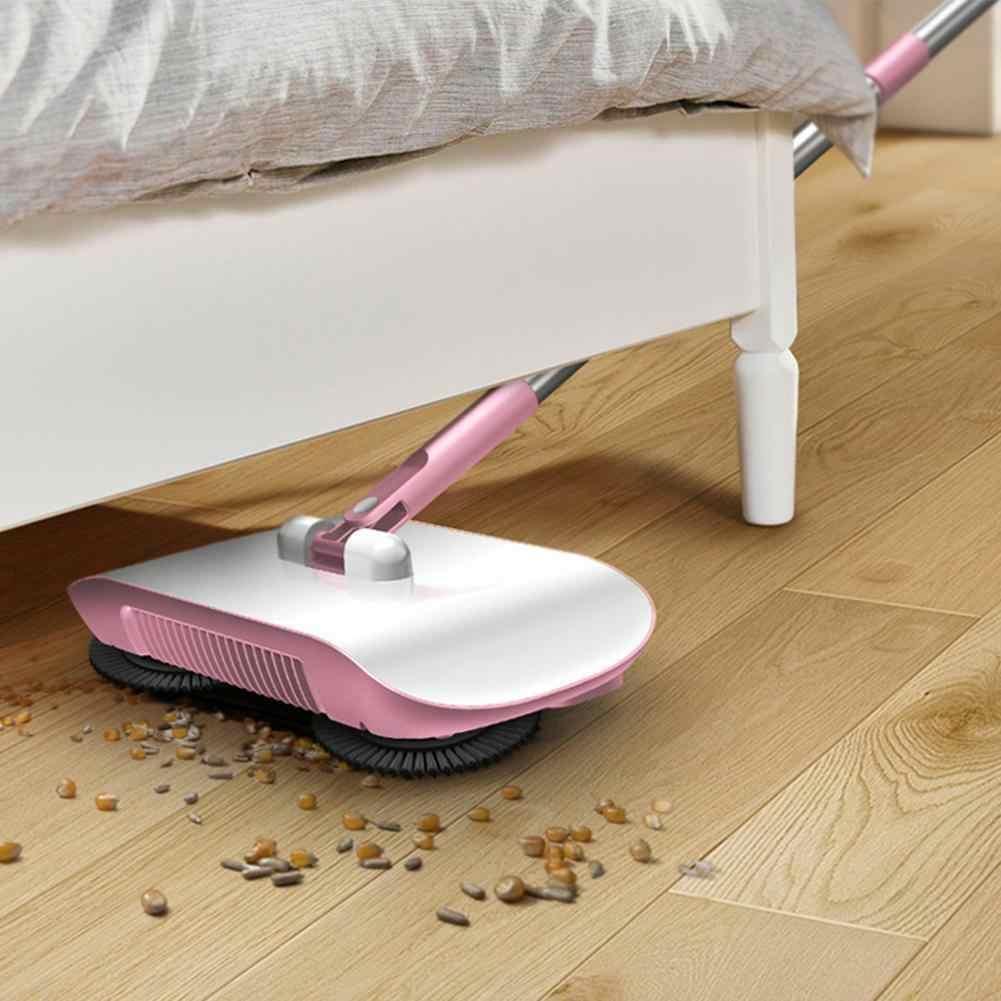 ハンドプッシュ掃除掃除機プッシュタイプの家庭用床クリーニングモップほうき掃除ちりとり世帯のクリーニングツール