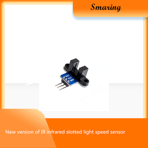 5pcs IR Infrared Slotted Optic