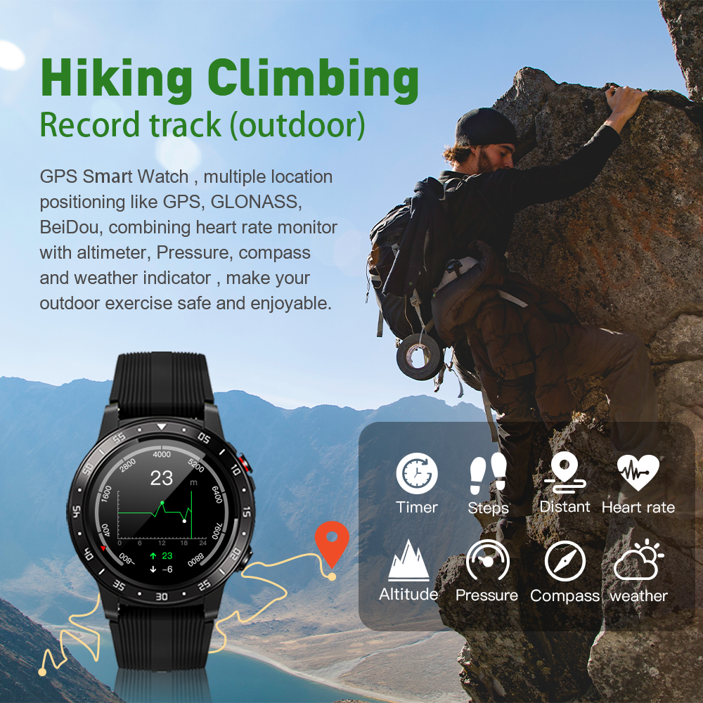 H2ef659040dbf4857aefcb3a93d2a4420Z GPS Smartwatch Men With SIM Card Fitness Compass Barometer Altitude M5 Mi Smart Watch Men Women 2021 for Android Xiaomi