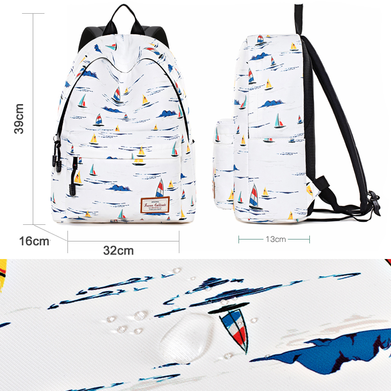 Casual Backpack Women School Bags for Teenager Girls 2020 Brand New Design Travel Bagpack 14inch Laptop Mochila Feminina Escolar