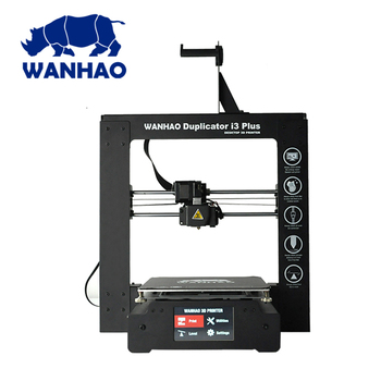 WANHAO Touch Screen Smart Duplicator i3 Plus FDM FFF 3D printer Printing size: 200*200*180mm easy assemble