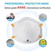 10/50Pcs KN95 Dust Masks Wholesale Dropshipping N95 Respirator Air Filter Gas Mask Safety Protective kf94 ffp3 Face Mouth Mask