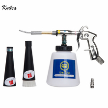 Knilca – pistolet de nettoyage Tornado r, à mousse, à haute pression, noir, outil de lavage de voiture