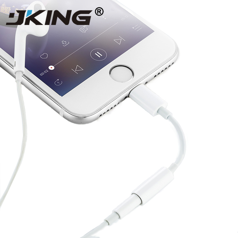 8pin To 3 5mm Headset Earphone Audio For Apple Iphone Xr Xs Max X 8 7 Plus Gaming Music Handsfree Headphone Earbuds Ear Phones Earphones Headphones Aliexpress