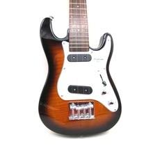 More Color ST Tenor Electric Ukulele 26 Inch Solid Mini Hawaiian Guitar 4 Steel Strings Ukelele Guitarra Guitarist