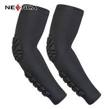 NEENCA Arm Sleeves Bicycle Sleeves Sport Protective Gear Arm Guard MTB Bike Safety Crash Proof Basketball Elbow Warmer