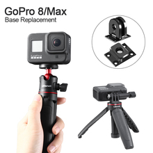 Replacement for Original Gopro 9 8 Max Universal Base 1/4 Screw Adapter Accessories