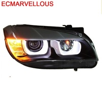 Lamp Auto Cob Daytime Running Side Turn Signal Led Automobiles Headlights Car Lights Assembly 11 12 13 14 15 FOR BMW X1 series
