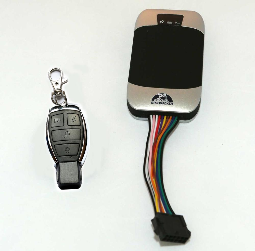 Vehicle-Tracker Alarm Car-Burglar-Alarm-System Free-Web-Platform Google Maps Gps 303g title=