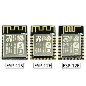 Image 1 - ESP8266 serial WIFI model ESP 12 ESP 12E ESP12F ESP 12S Authenticity Guaranteed ESP12