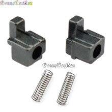 1x sol sağ kaymak toka OEM Metal kilit mandalı braketi nintendo anahtarı Joy Con gevşek onarım aracı parçaları NS JoyCon denetleyici