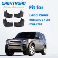 Convient pour LAND ROVER DISCOVERY 3 2004 2005 2006 2007 2008 LR3 garde-boue garde-boue garde-boue accessoires pour garde-boue