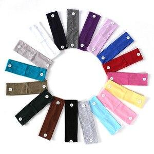 Lote de 18 unidades de Diadema de algodón con orejas de botón, diadema de protección para Yoga al aire libre, diademas absorbentes para el sudor, accesorios para el pelo de mujer