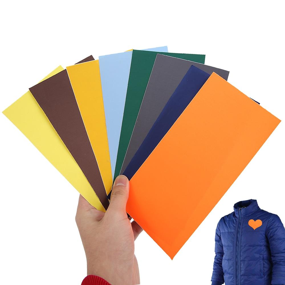 Patches Decoration Repair-Kit Down-Jacket Self-Adhesive Umbrel Raincoat Fix Rips-Holes